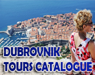Dubrovnik Tours Catalogue