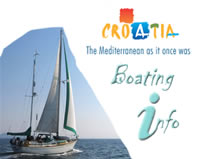 Croatia boating information
